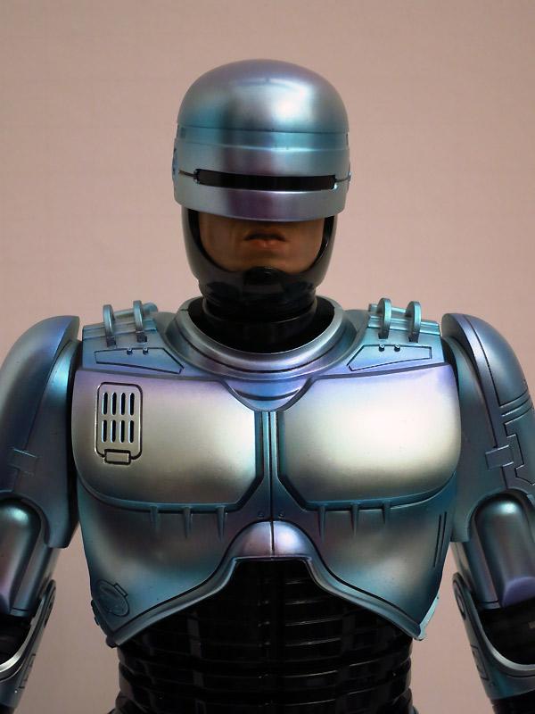 Paint Job Cost >> Hot Toys Robocop Refinish   RPF Costume and Prop Maker ...